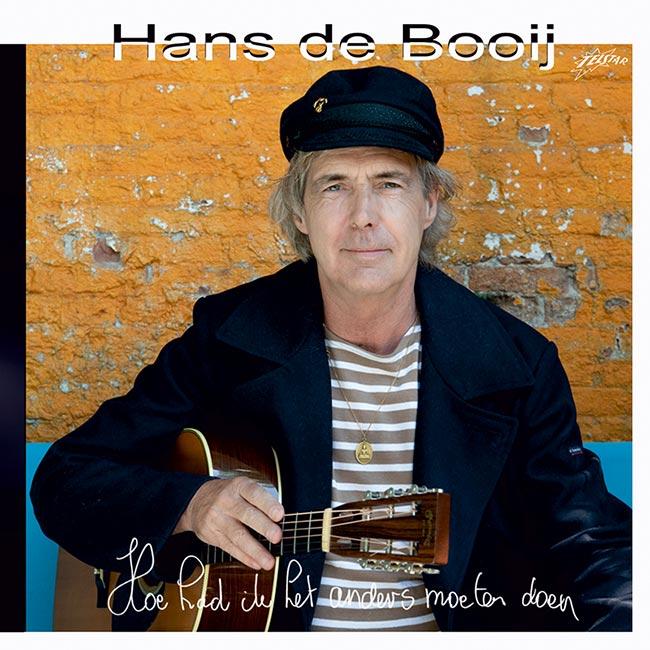 cd-perserij Hans de Booij